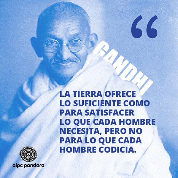 Frases Gandhi